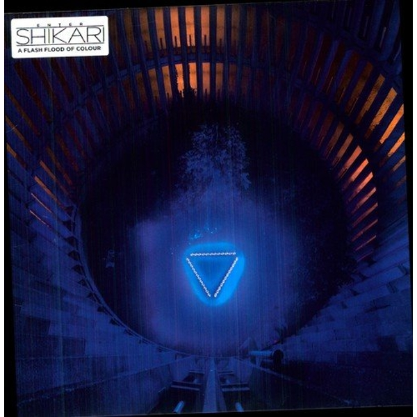 Enter Shikari - A Flash Flood Of Colour Vinyl