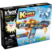 K'Nex K-Force Flash Fire Motorized Blaster Building Set