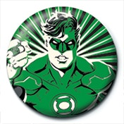 Green Lantern - Rays Badge