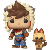 Lute & Navirou (Monster Hunter) Funko Pop! Vinyl Figure #797