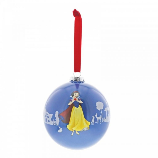 The Little Princess (Snow White and the Seven Dwarfs) Bauble