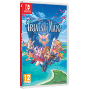 Trials Of Mana Nintendo Switch Game