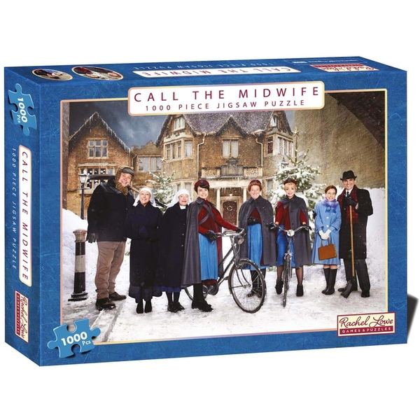 Call The Midwife Jigsaw Puzzle - 1000 Pieces