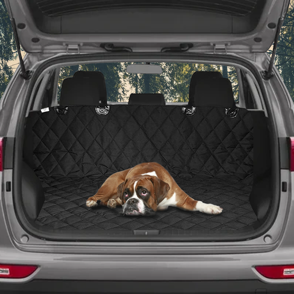 3 In 1 Car Back Seat Dog Pet Cover | Pukkr - Image 1