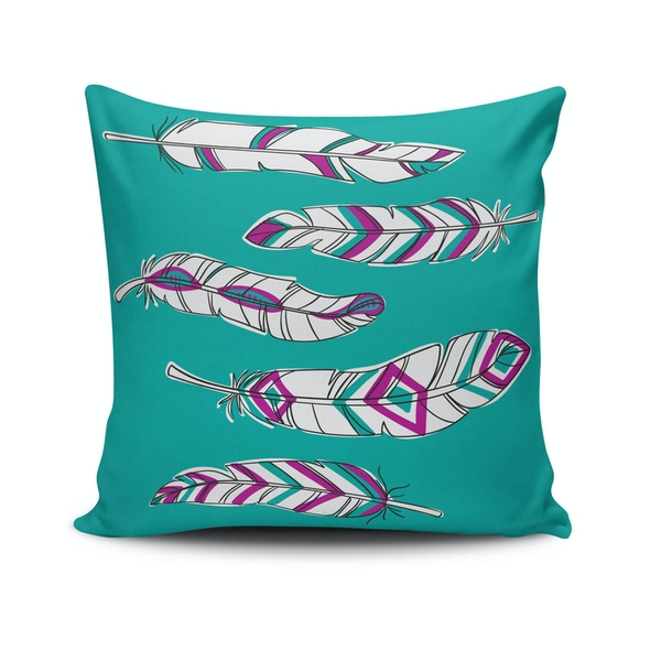 NKLF-194 Multicolor Cushion Cover