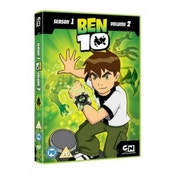 Ben 10 Series 1 Volume 2 DVD