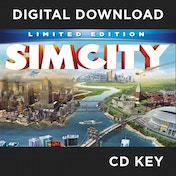 SimCity Limited Edition PC CD Key Download for Origin