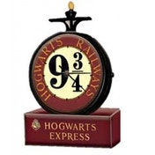 Ex-Display Harry Potter Hogwarts Express Desk Alarm Clock Used - Like New