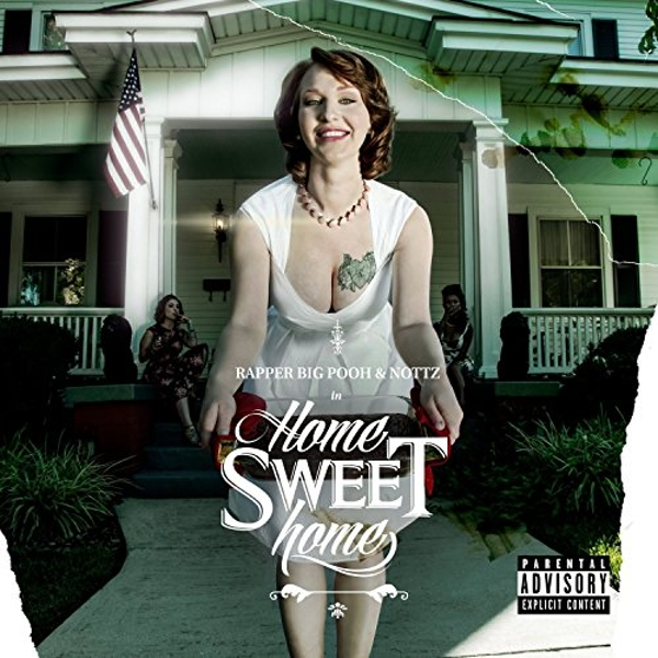 Rapper Big Pooh - Home Sweet Home Vinyl