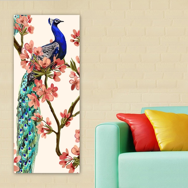DKY5847094482_50120 Multicolor Decorative Canvas Painting