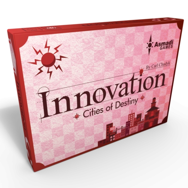 Innovation: Cities of Destiny (Third Edition)