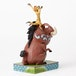 Carefree Cohorts (Timon and Pumba) Disney Traditions Figurine - Image 2