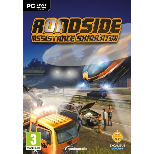 Roadside Assistance Simulator PC Game - Image 1