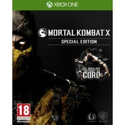 Mortal Kombat X Special Edition Xbox One Game (with Goro DLC)