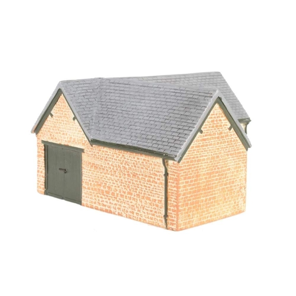 Hornby Country Farm Outhouse Model