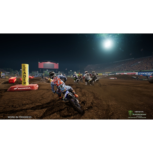 Monster Energy Supercross Videogame Nintendo Switch Game - Image 5