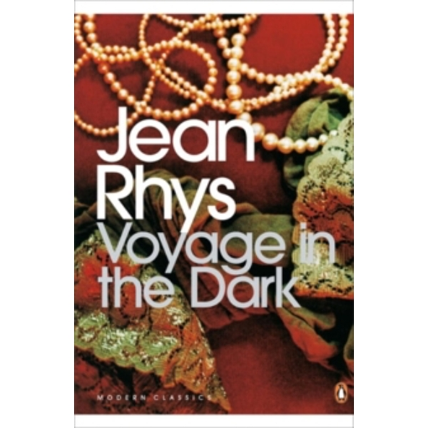 Voyage in the Dark by Jean Rhys, Carole Angier (Paperback, 2000)