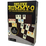 Classic Rummy O in Black & Gold Foil Box