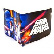 Star Wars New Hope Style Printed Official Wallet