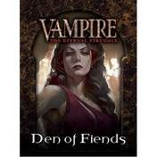 Vampire The Eternal Struggle Sabbat: Den of Fiends: Tzimisce Preconstructed Deck