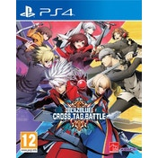 BlazBlue Cross Tag Battle PS4 Game (with Mini CD Soundtrack)