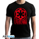 Star Wars - Galactic Empire Men's Large T-Shirt - Black - Image 2