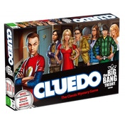 Big Bang Theory Cluedo