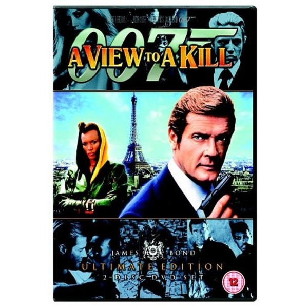 James Bond - A View to A Kill (Ultimate Edition 2 Disc Set) DVD