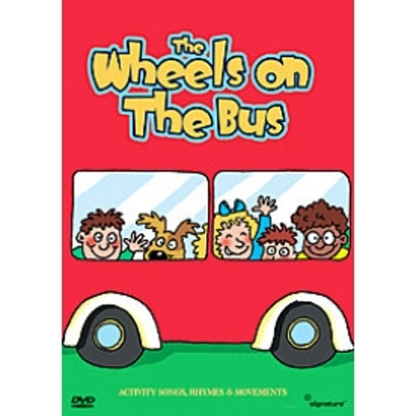Wheels On The Bus DVD