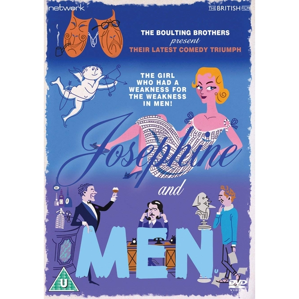 Josephine And Men DVD