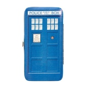 Doctor Who Tardis Hinge Wallet