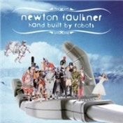 Newton Faulkner Hand Built By Robots CD