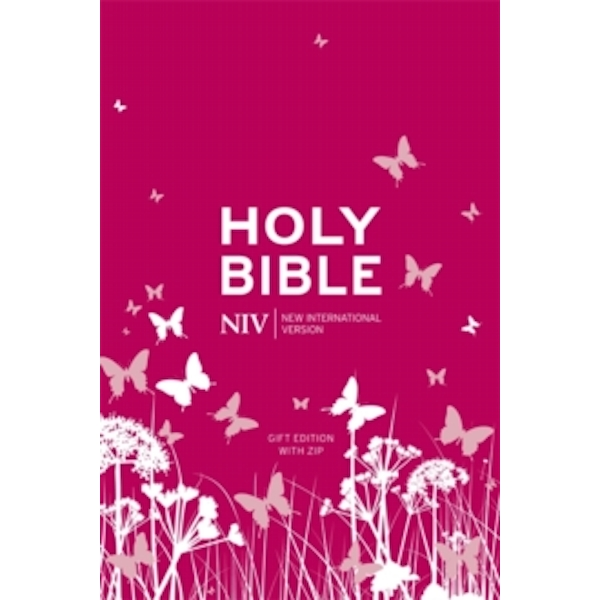 NIV Pocket Pink Soft-tone Bible with Zip by International Bible Society, New International Version (Paperback, 2011)