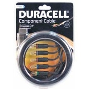Ex-Display Duracell Component Cable for Wii Black Used - Like New
