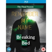 Breaking Bad The Final Season Blu-ray