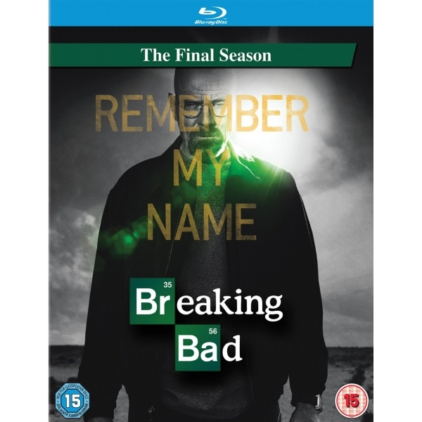 Breaking Bad The Final Season Blu-ray - Image 1