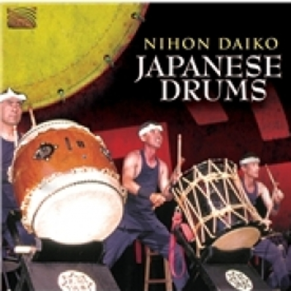 Nihon Daiko Japanese Drums CD