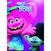Trolls (2018 Artwork Refresh) DVD