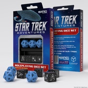 Star Trek Custom Dice Adventures Accessories - Blue