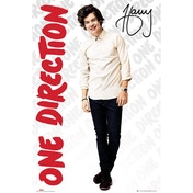 One Direction Harry Logos Maxi Poster
