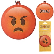 Raspberry Fragranced Angry Emotive (Pack Of 6) Air Freshener