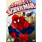 Ultimate Spider-Man Volume 2 'Spider-Man vs. Marvel's Greatest Villains' DVD