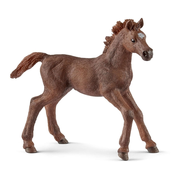 Schleich Horse Club - English Thoroughbred Foal Horse Figure