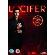 Lucifer: The Complete First Season DVD DVD Lucifer: The Complete First Season DVD