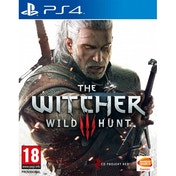 The Witcher 3 Wild Hunt Day One Edition PS4 Game (Bundle Copy)