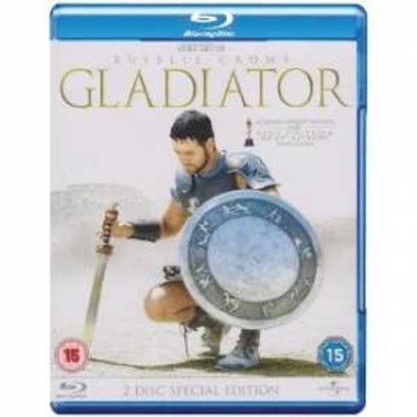 Gladiator Special Edition 2 Discs Blu-Ray - Image 2