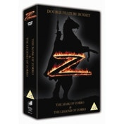 The Mask of Zorro / The Legend of Zorro DVD
