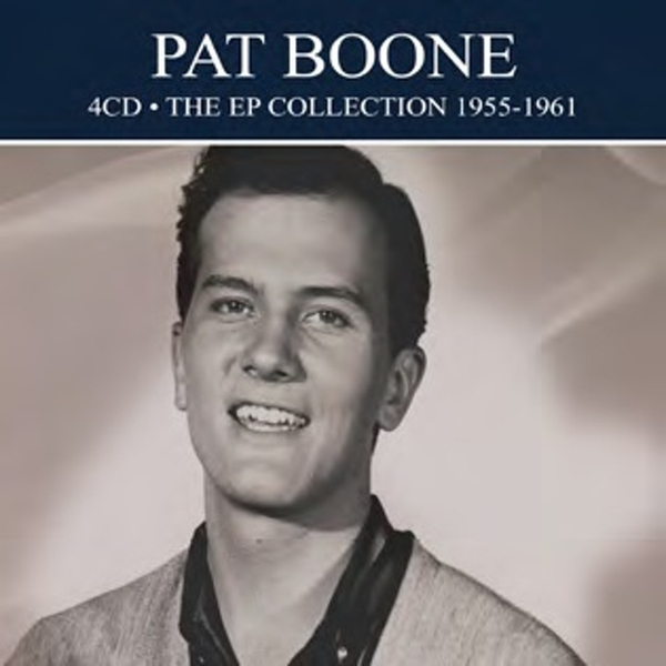 Boone Pat - Ep Collection 1955-1961 CD