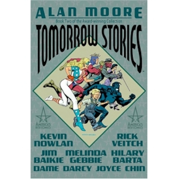 Tomorrow Stories Book Two