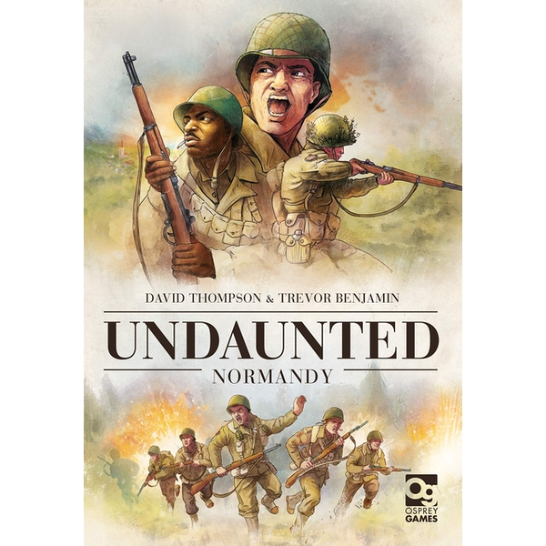 Undaunted: Normandy Board Game